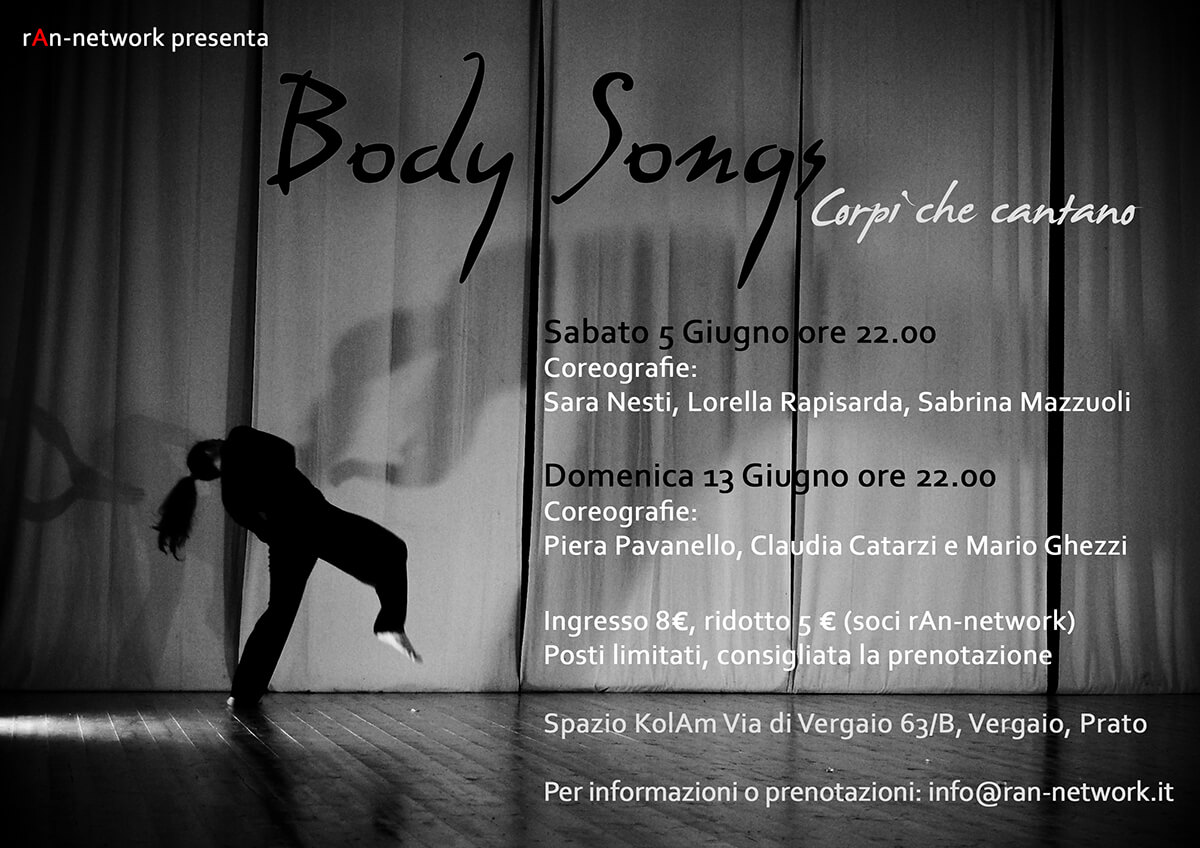 BodySongs I